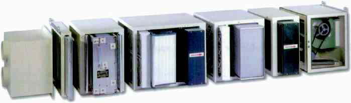 Industrial Air Cleaners, Purifiers, Dust & Mist Collectors